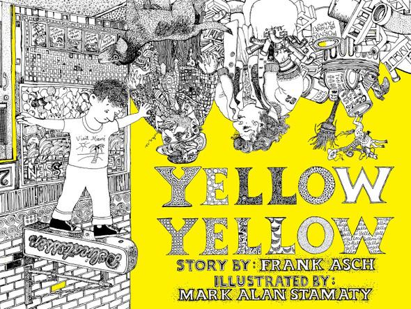 Yellow Yellow Cover