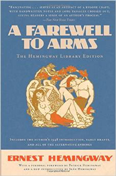 A Farewell to Arms (Hemingway Library) Cover