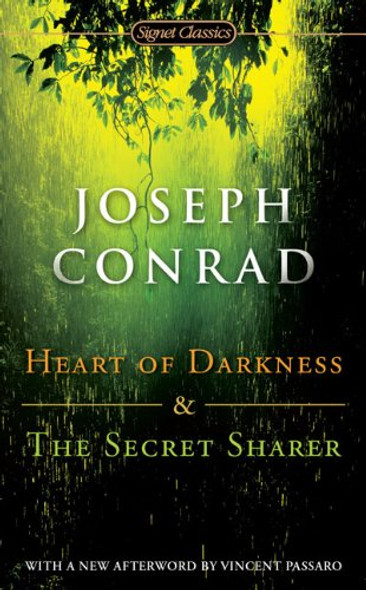 Heart of Darkness and the Secret Sharer (Signet Classics) Cover