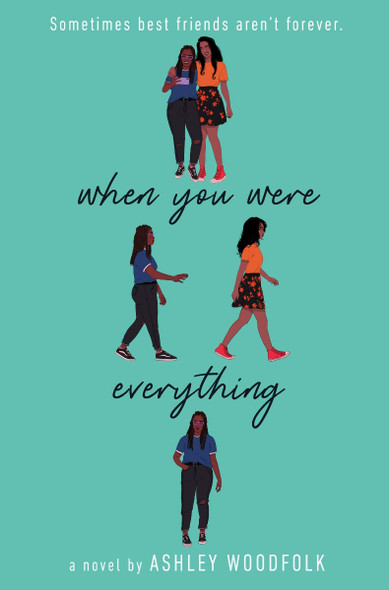 When You Were Everything Cover