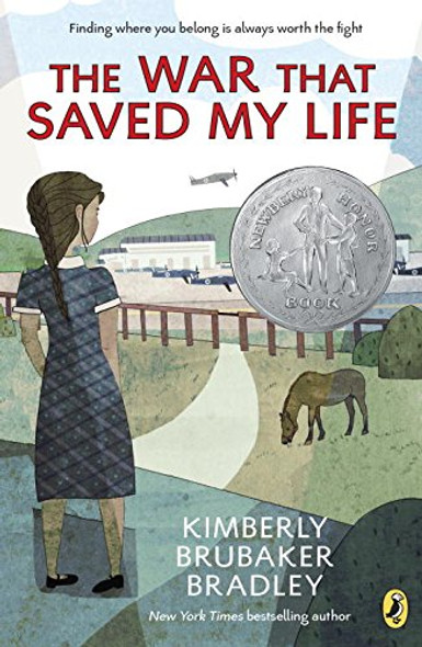 The War That Saved My Life Cover