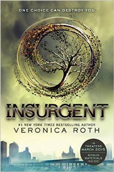 Insurgent (Divergent Series) Cover