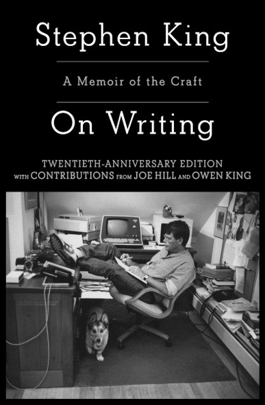 On Writing: A Memoir of the Craft (Reissue) Cover