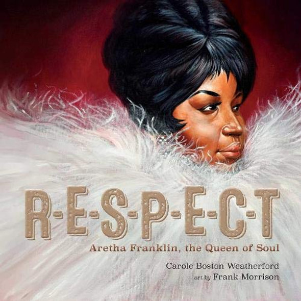 Respect: Aretha Franklin, the Queen of Soul Cover