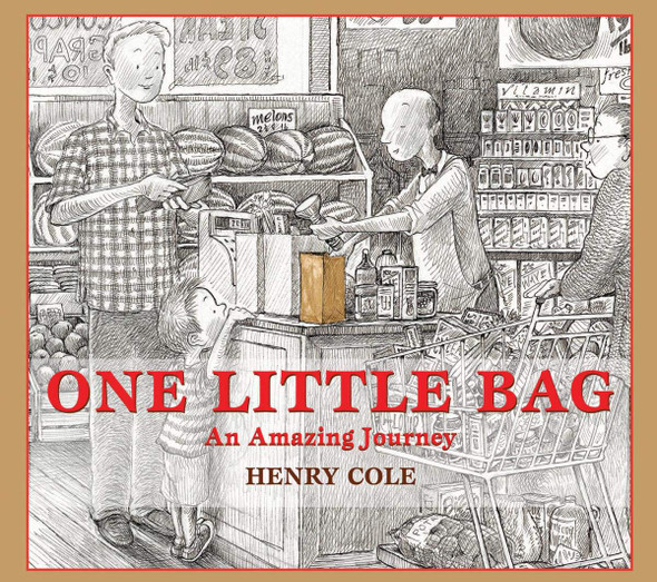 One Little Bag: An Amazing Journey Cover
