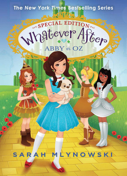 Abby in Oz (Whatever After: Special Edition) Cover