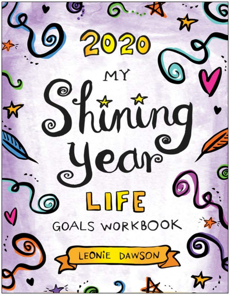 2020 My Shining Year Life Goals Workbook Cover