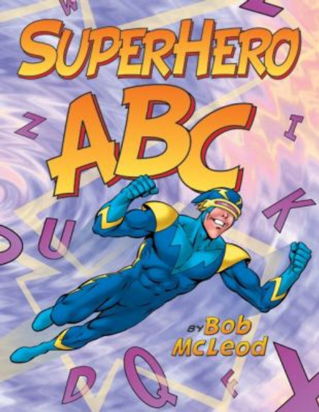 Superhero ABC Cover