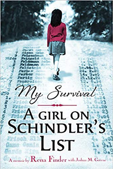 My Survival: A Girl on Schindler's List Cover