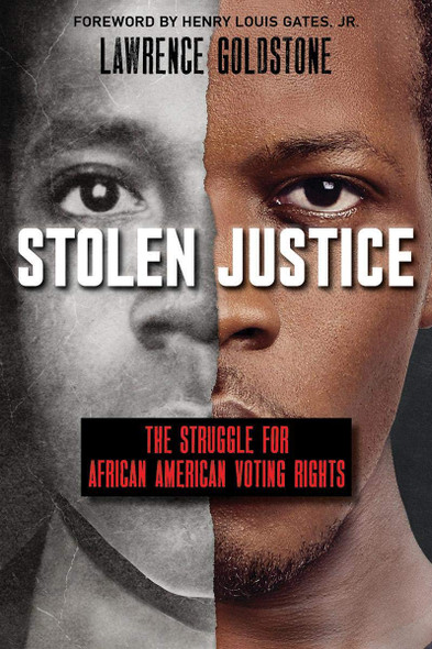 Stolen Justice: The Struggle for African American Voting Rights Cover