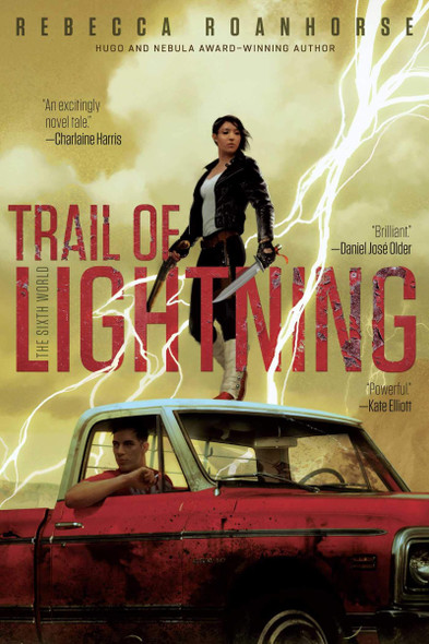 Trail of Lightning (Sixth World #1) Cover