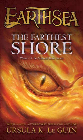 The Farthest Shore (The Earthsea Cycle, Book 3) Cover