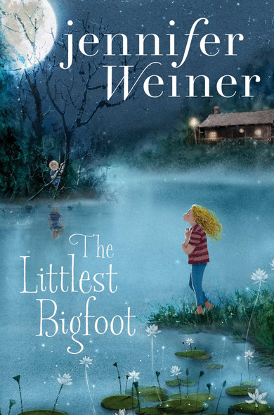 The Littlest Bigfoot Cover