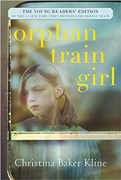 Orphan Train Girl (Young Readers' Edition) Cover