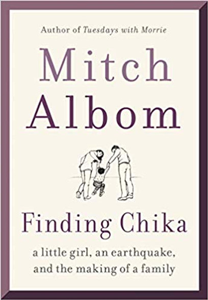 Finding Chika: A Little Girl, an Earthquake, and the Making of a Family Cover