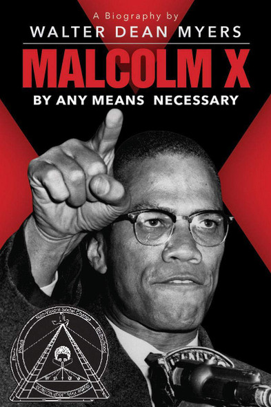 Malcolm X: By Any Means Necessary Cover