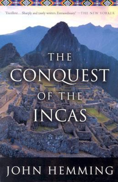 The Conquest of the Incas Cover