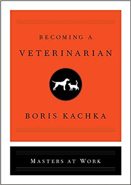 Becoming a Veterinarian ( Masters at Work ) Cover