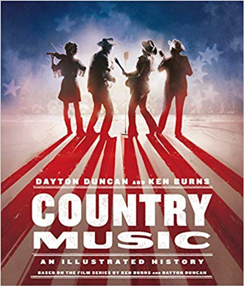 Country Music: An Illustrated History Cover