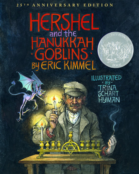 Hershel and the Hanukkah Goblins (Anniversary) (25TH ed.) Cover