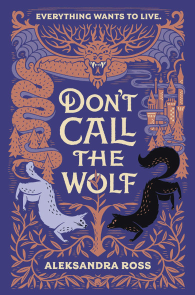 Don't Call the Wolf Cover