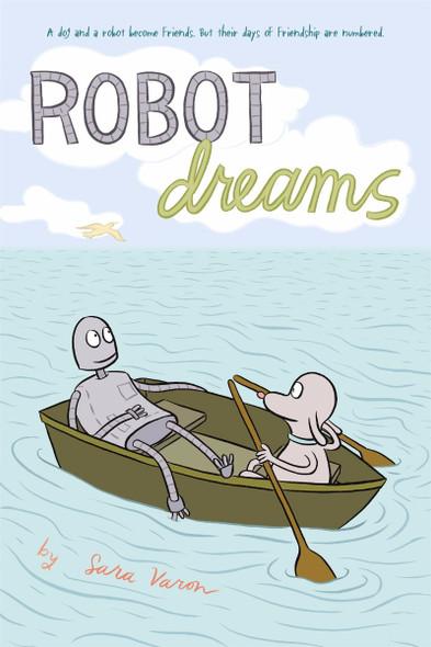 Robot Dreams Cover