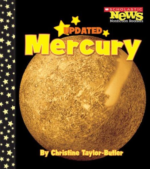 Mercury (Paperback) Cover