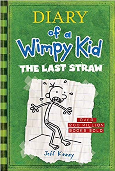 The Last Straw (Diary of a Wimpy Kid #3) Cover