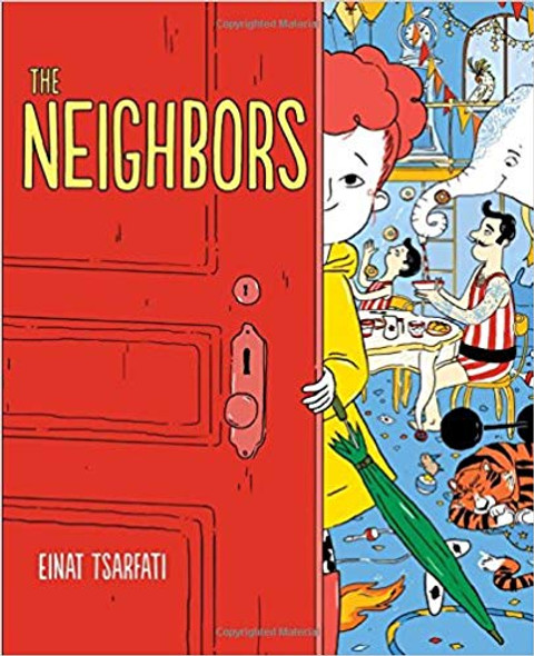 The Neighbors Cover