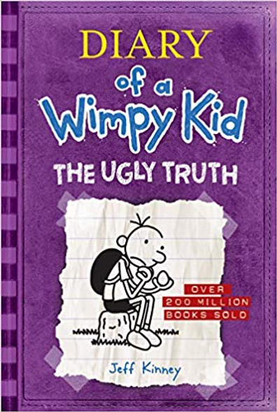 The Ugly Truth (Diary of a Wimpy Kid #5) Cover