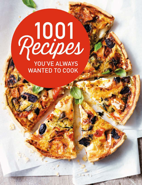 1001 Recipes You've Always Wanted to Cook Cover