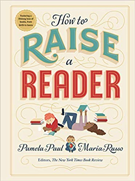 How to Raise a Reader Cover