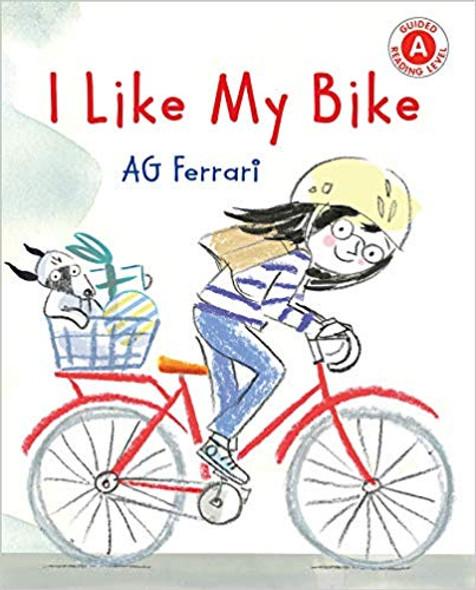 I Like My Bike (I Like to Read) Cover