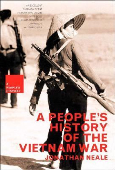 A People's History of the Vietnam War Cover