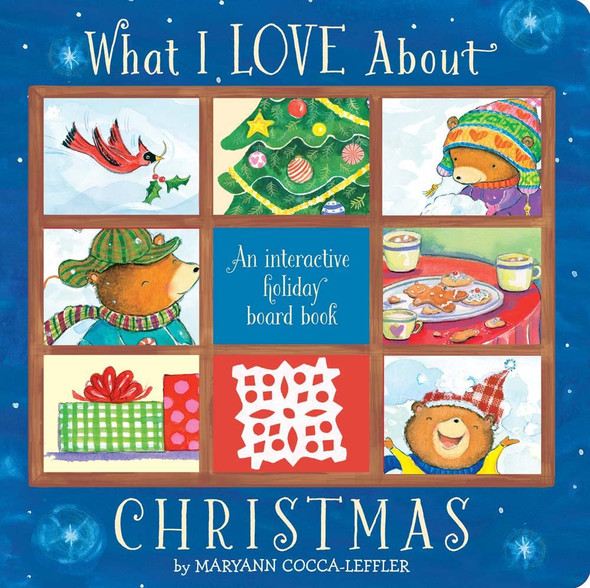 What I Love About Christmas Cover