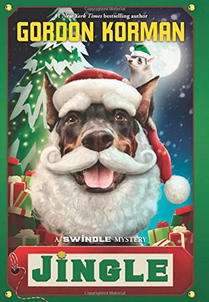 Jingle (Swindle #8) Cover