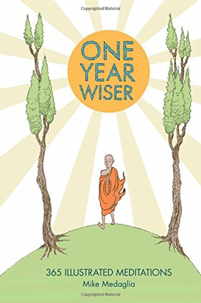 One Year Wiser: 365 Illustrated Meditations Cover