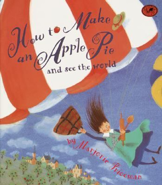 How to Make an Apple Pie and See the World Cover