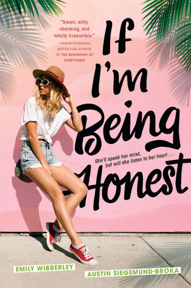 If I'm Being Honest Cover