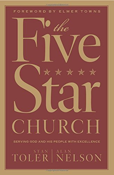 The Five Star Church Cover