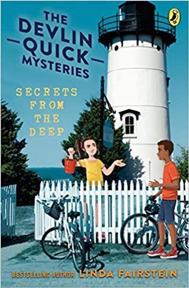 Secrets from the Deep (Devlin Quick Mysteries #3) Cover