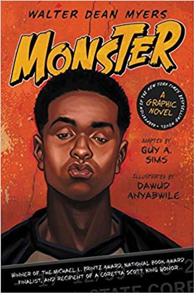Monster: A Graphic Novel ( Monster ) Cover