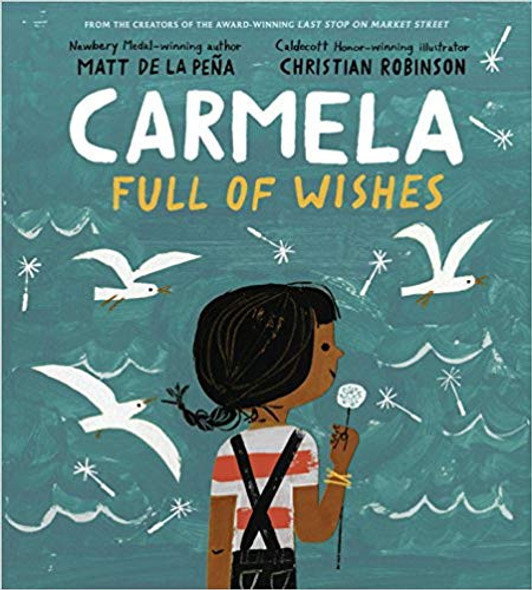 Carmela Full of Wishes Cover