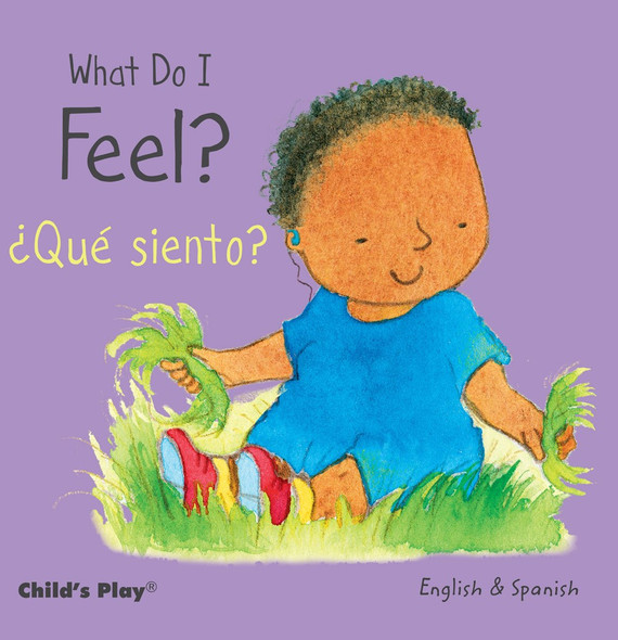 What Do I Feel? / Que Siento? (English and Spanish Edition) Cover