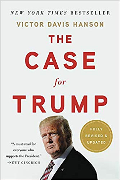 The Case for Trump (Revised) Cover