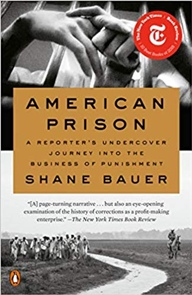 American Prison: A Reporter's Undercover Journey Into the Business of Punishment Cover