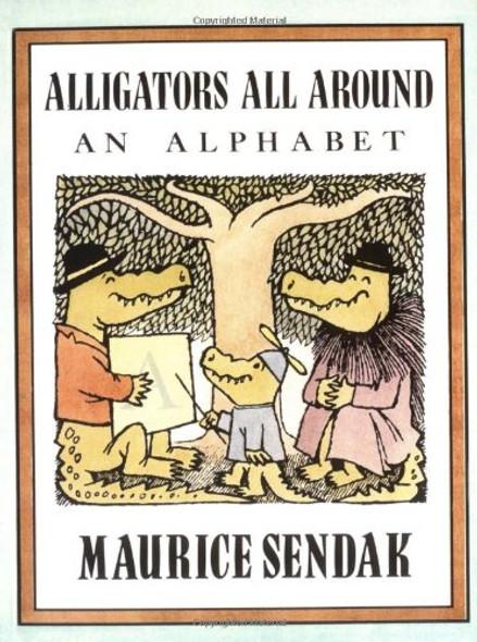 Alligators All Around: An Alphabet Cover