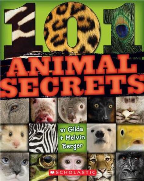 101 Animal Secrets Cover