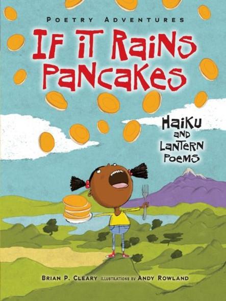 If It Rains Pancakes: Haiku and Lantern Poems Cover