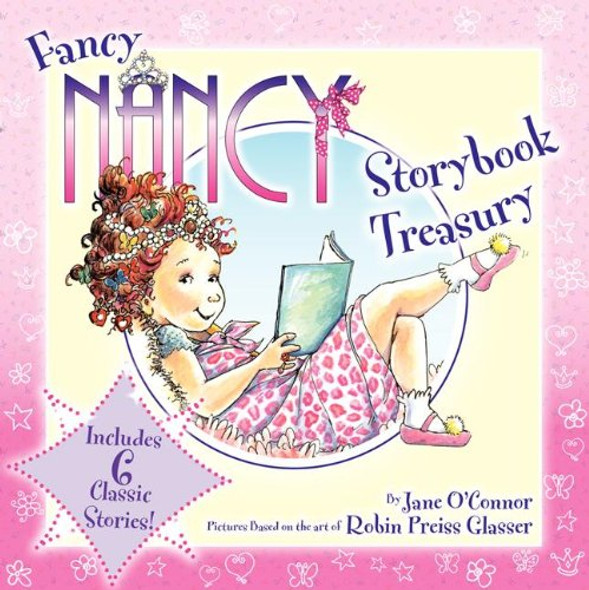 Fancy Nancy Storybook Treasury Cover
